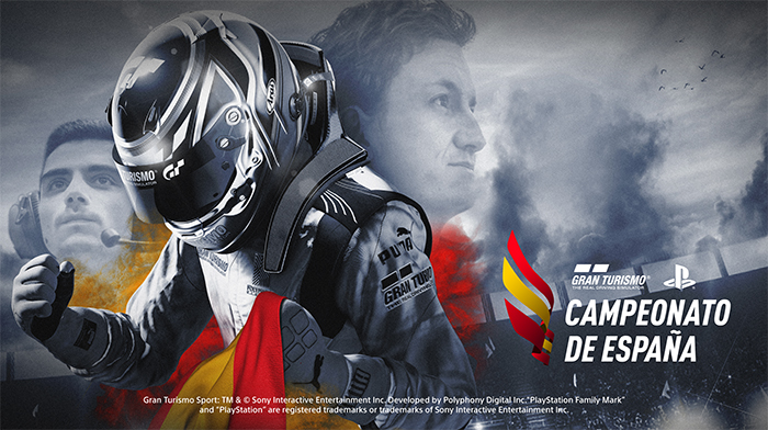 Comienza el Campeonato de España de Gran Turismo